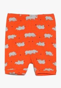 GAP - TODDLER BOY RHINO  - Pyjama set - sport orange - 2