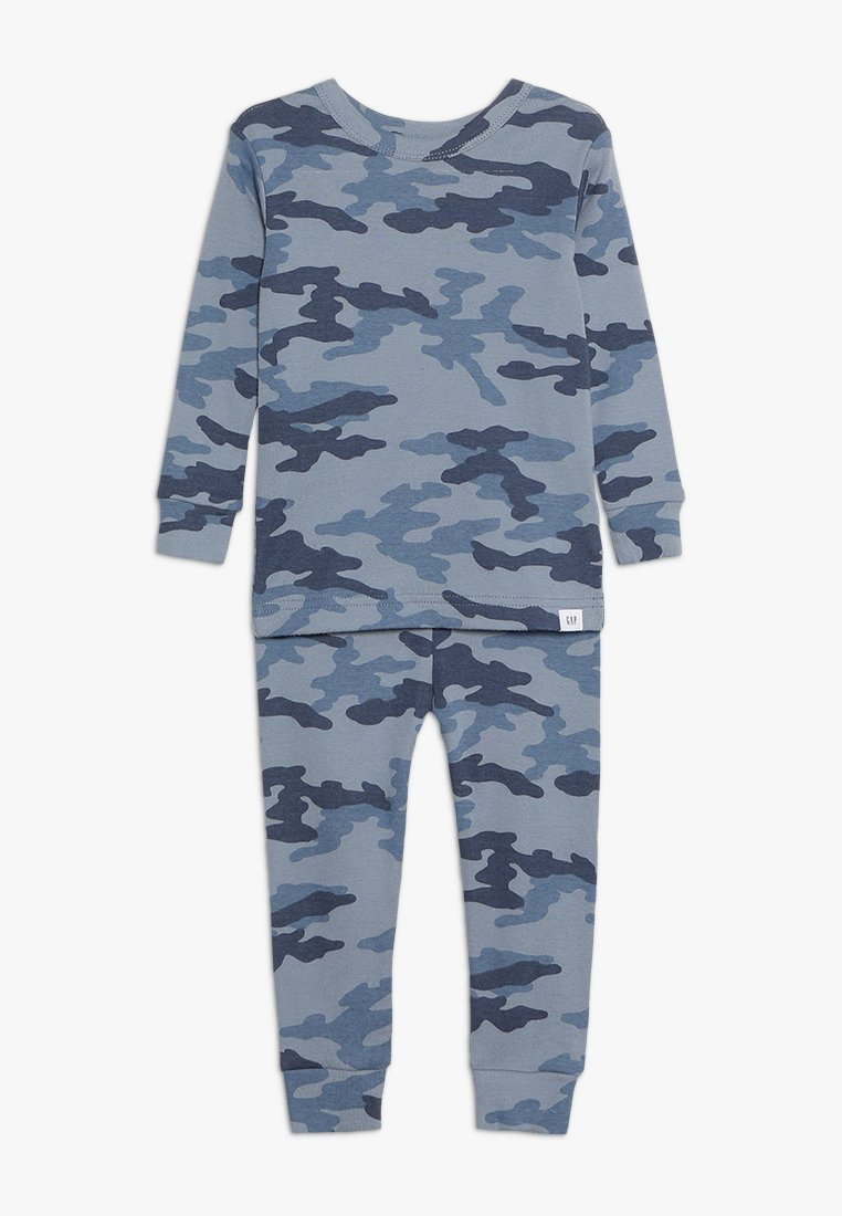 GAP - TODDLER BOY CAMO - Nachtwäsche Set - blue
