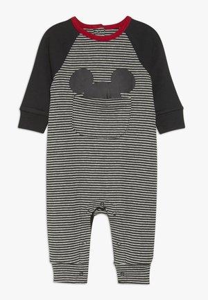 MICKEY MOUSE BABY - Pyžamo - grey heather