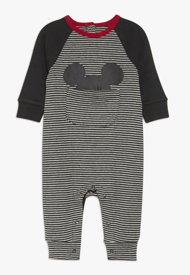GAP - MICKEY MOUSE BABY - Pyjama - grey heather