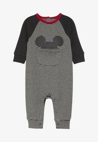 GAP - MICKEY MOUSE BABY - Pyjama - grey heather - 2