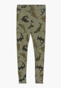 GAP - BOY BITE - Pijama - army camo - 2