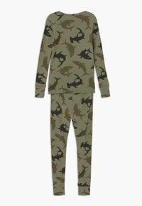 GAP - BOY BITE - Pijama - army camo - 1