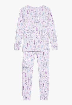 TODDLER GIRL FROZEN SET - Pijama - plum