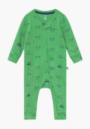 SLEEP BABY - Pyjama - carmel green