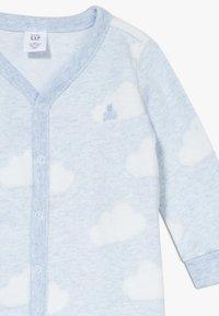 GAP - ICON  - Pyžamo - blue heather - 3