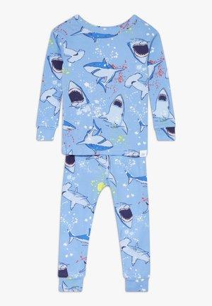 TODDLER BOY SET - Pijama - blue