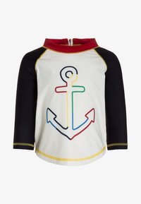 GAP - SWIM RAG BABY - Camiseta de lycra/neopreno - navy uniform - 0
