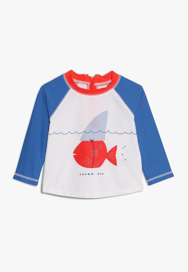 GAP - V-SWIM BABY - Rash vest - blue allure