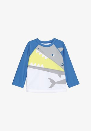 TODDLER BOY RASHGUARD - Vesta do vody - optic white