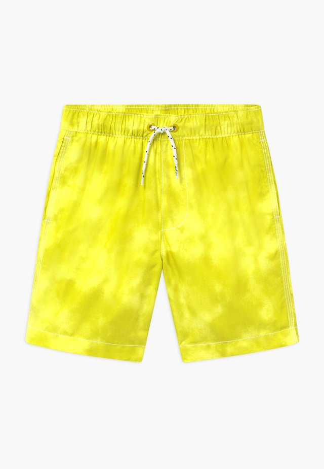 BOY - Badeshorts - yellow