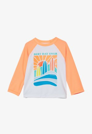 TODDLER BOY RASHGUARD - Surfertrøjer - jos orange