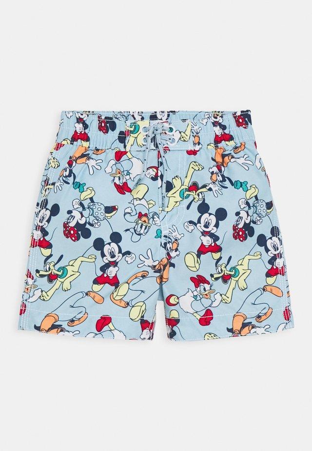 TODDLER BOY TRUNK - Shorts da mare - light blue