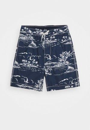BOY ISLAND TRUNK - Shorts da mare - navy