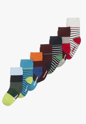 TODDLER BOY 7 PACK - Socks - multi