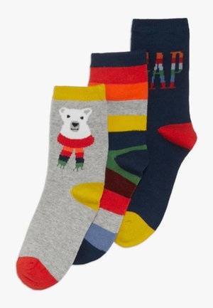 BOY 3 PACK - Socks - multicoloured