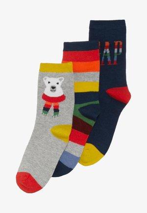 BOY 3 PACK - Skarpety - multicoloured