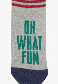 GAP - BOY DINO 3 PACK - Ponožky - MULTI - 5