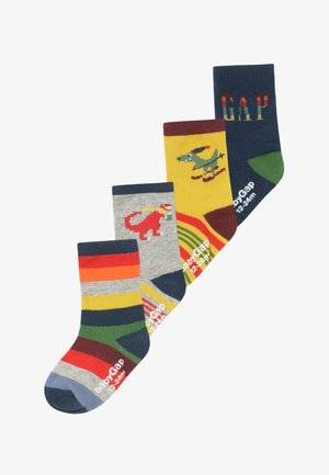 TODDLER BOY 4 PACK - Chaussettes - multi-coloured