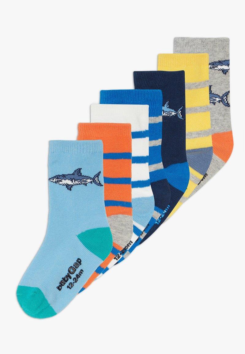 GAP - TODDLER BOY  7 PACK - Ponožky - multi