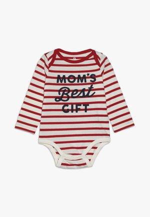 GRAPHIC BABY - Body - modern red