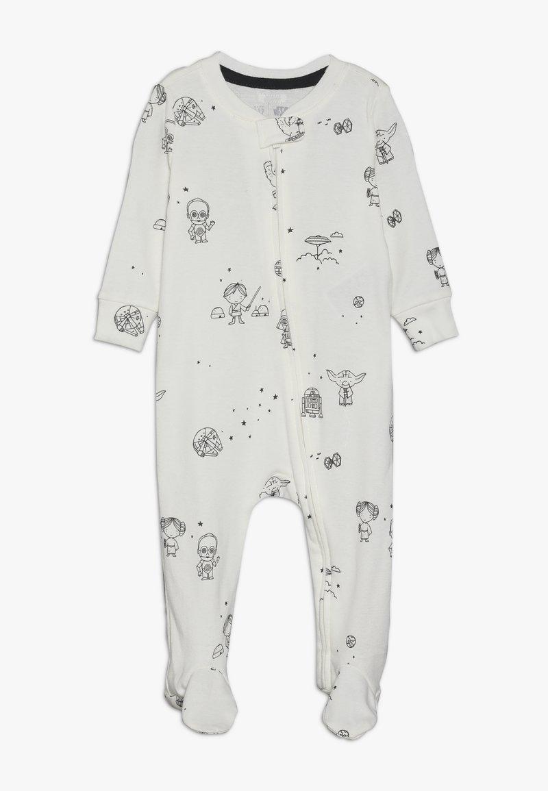 GAP - ZIP BABY - Pyjama - milk