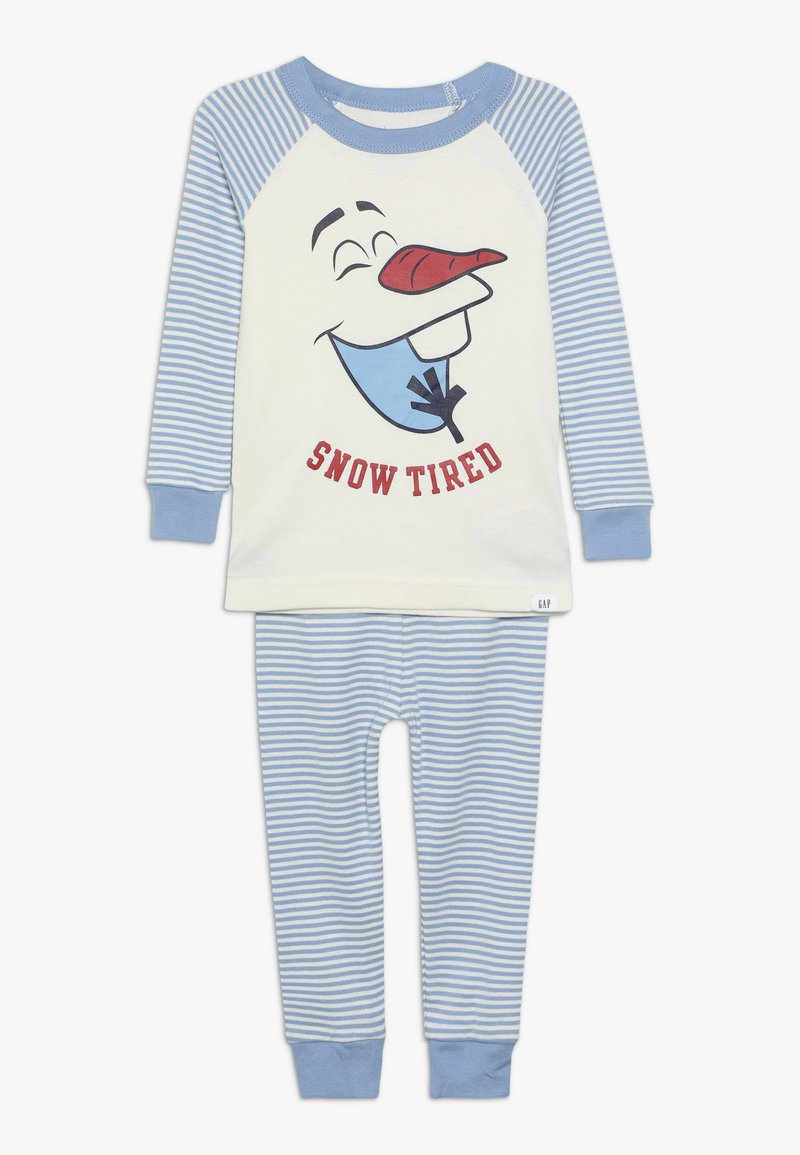 GAP - TODDLER BOY OLAF - Pijama - buxton blue
