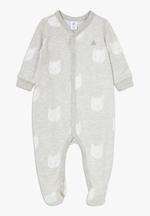 ICON - Pyjama - light heather grey