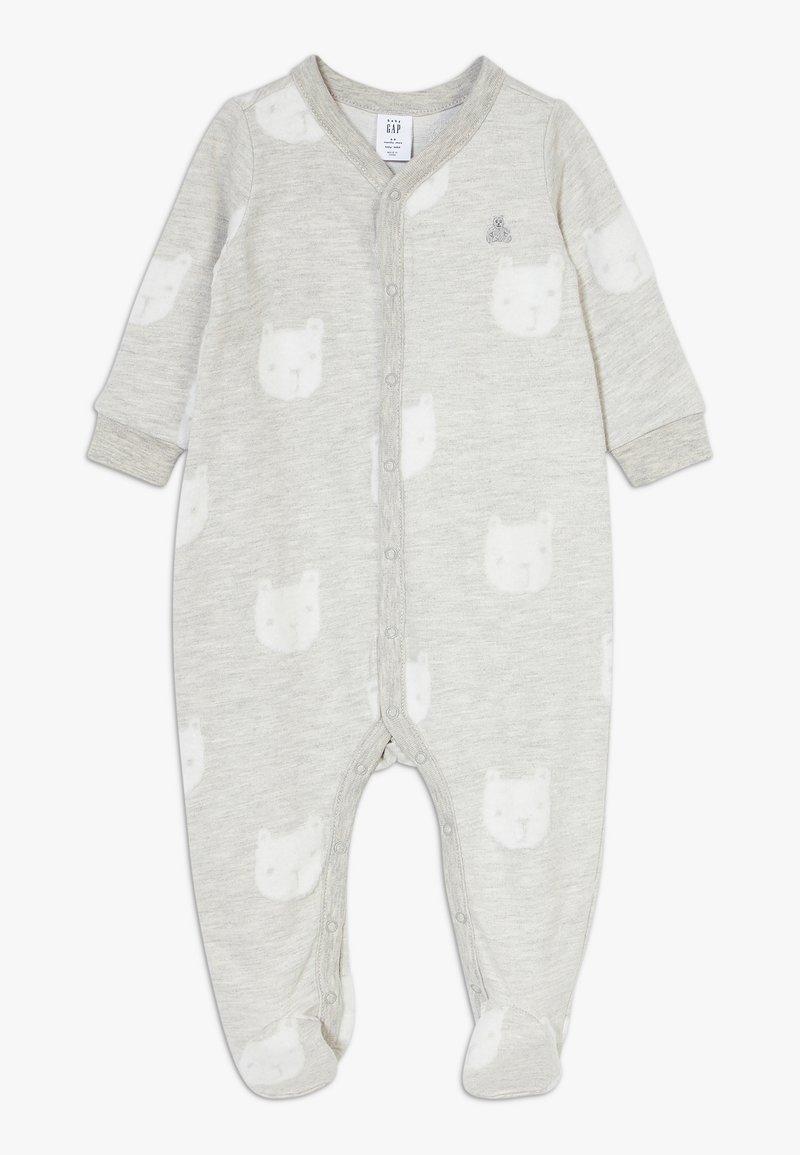 GAP - ICON - Pyjama - light heather grey