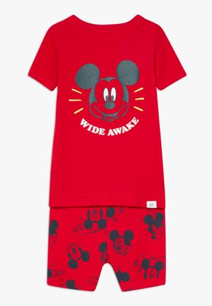 TODDLER UNISEX SET - Pijama - pure red