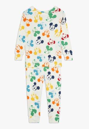 TODDLER UNISEX SET - Pyjama - milk zebra