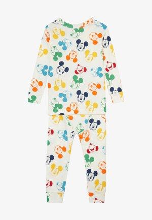 TODDLER UNISEX SET - Pijama - milk zebra