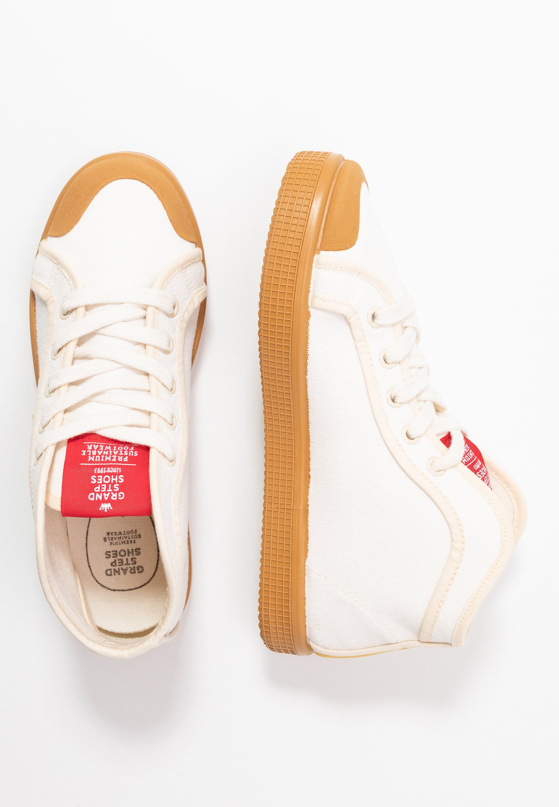 Grand Step Shoes Taylor - Sneakers Alte Offwhite/sun 57lKa