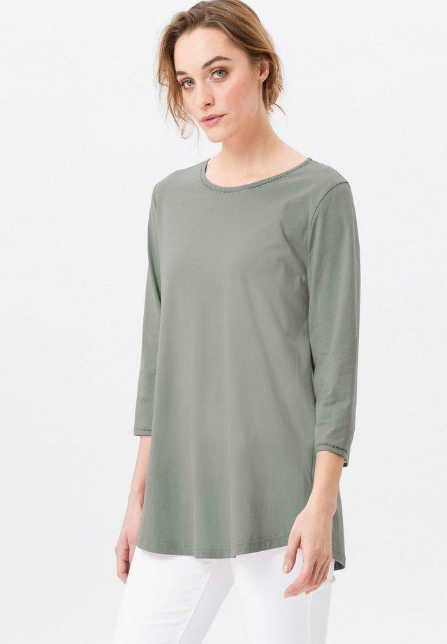 3/4-ARM - Long sleeved top - schilf