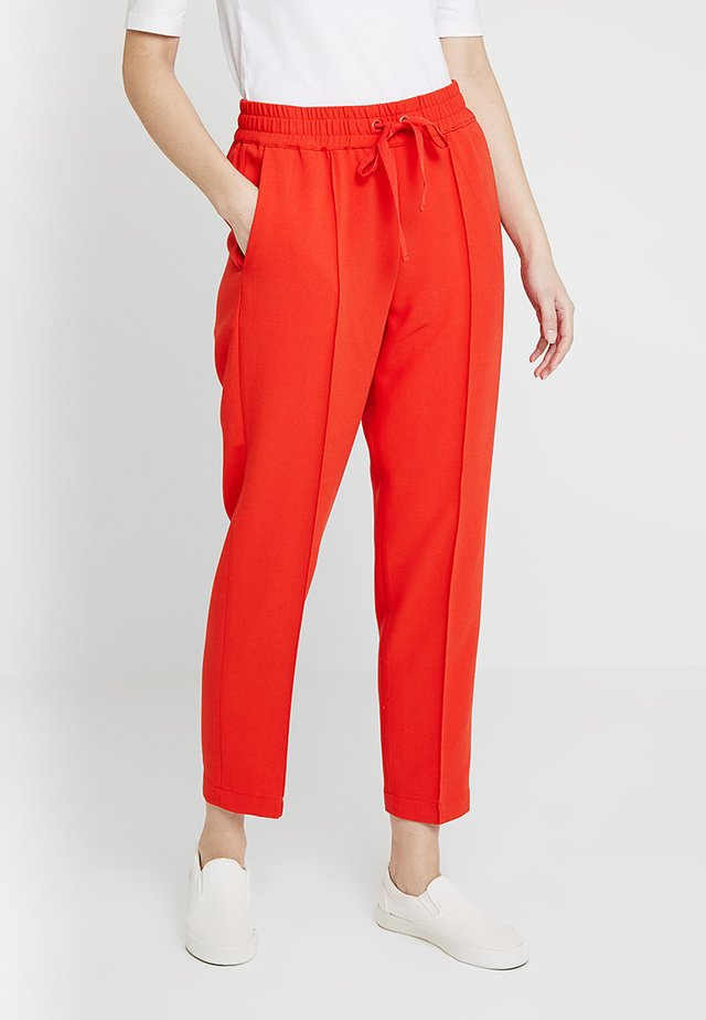 WEST LAKE TROUSER - Trousers - fiery red