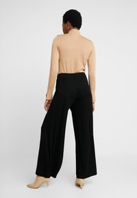 Great Plains London - ADELAIDE - Pantalon classique - black - 2