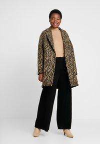 Great Plains London - ADELAIDE - Pantalon classique - black - 1