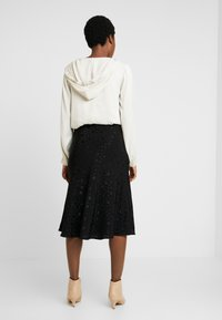 Great Plains London - CANTERBURY STAR - A-line skirt - black - 2
