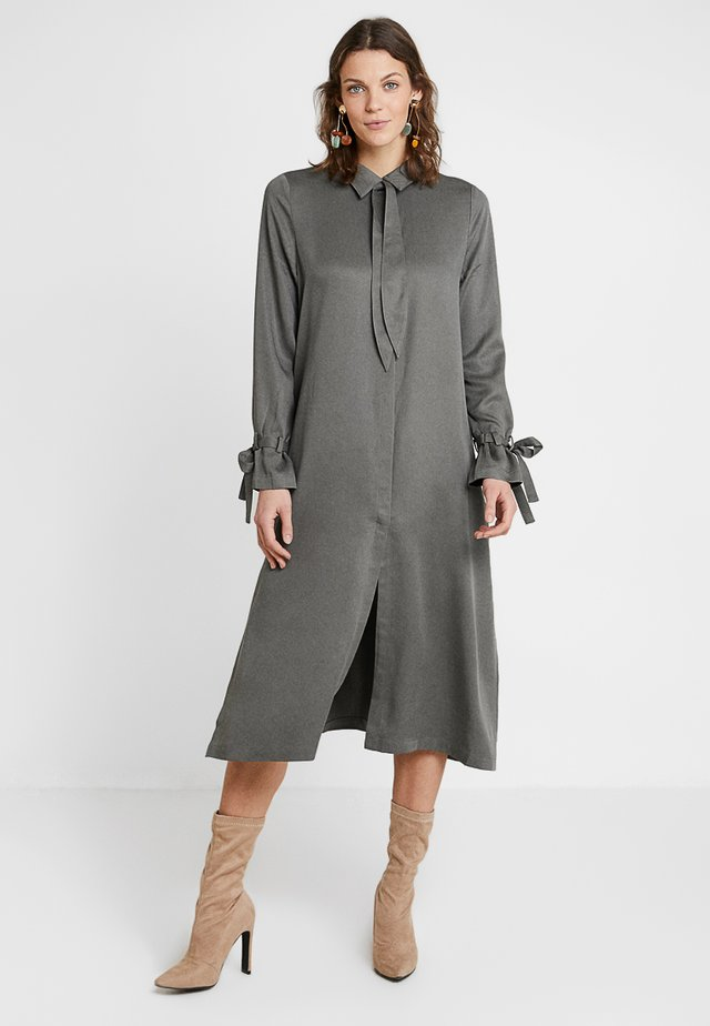 JOSHUA COAT - Freizeitkleid - dusty grey