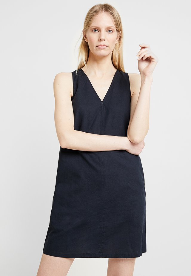 DANA BLEND DRESS    - Vardagsklänning - dark navy