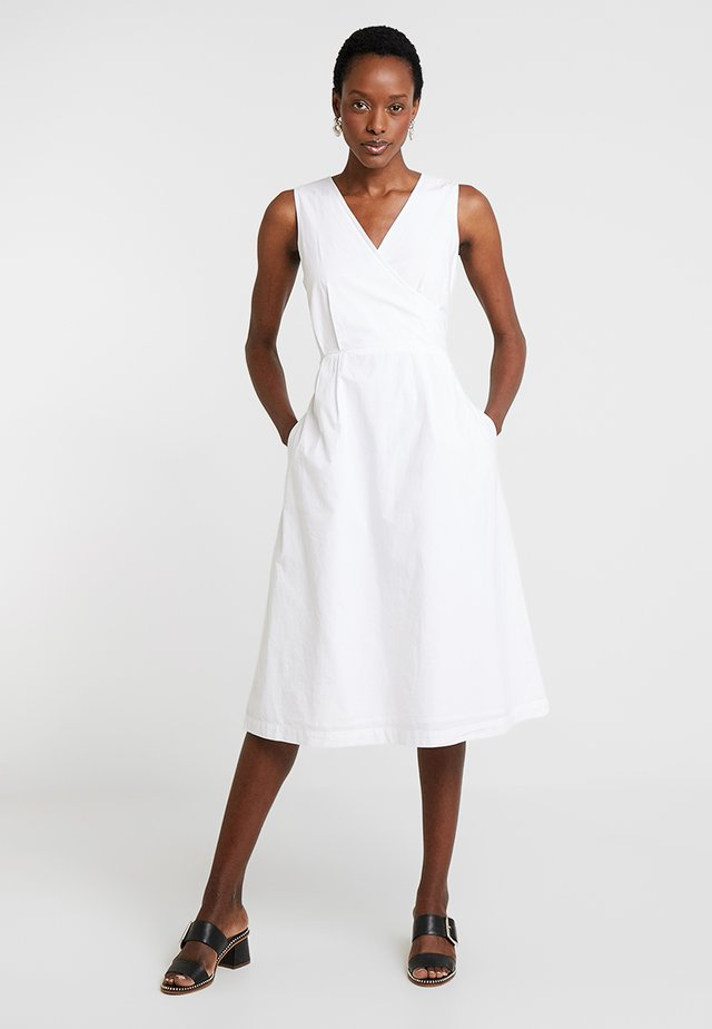 HAMPTON - Day dress - optic white