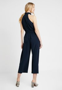 Great Plains London - LOUIS CREPE - Jumpsuit - dark navy - 3