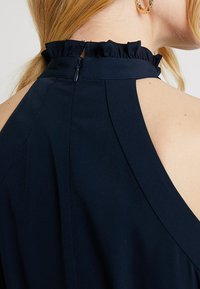 Great Plains London - LOUIS CREPE - Jumpsuit - dark navy - 5