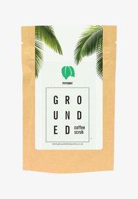 Grounded - BODY SCRUB 200G - Scrub corpo - green peppermint - 0