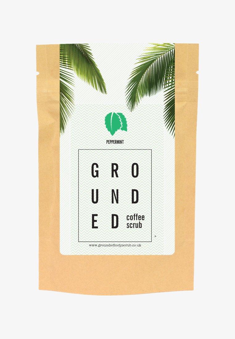 Grounded - BODY SCRUB 200G - Scrub corpo - green peppermint