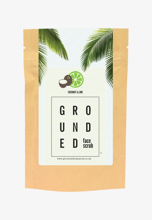FACE SCRUB 60G - Peeling - green/coconut & lime