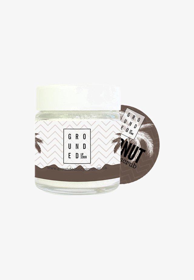 LIP SCRUB - Lip scrub - coconut