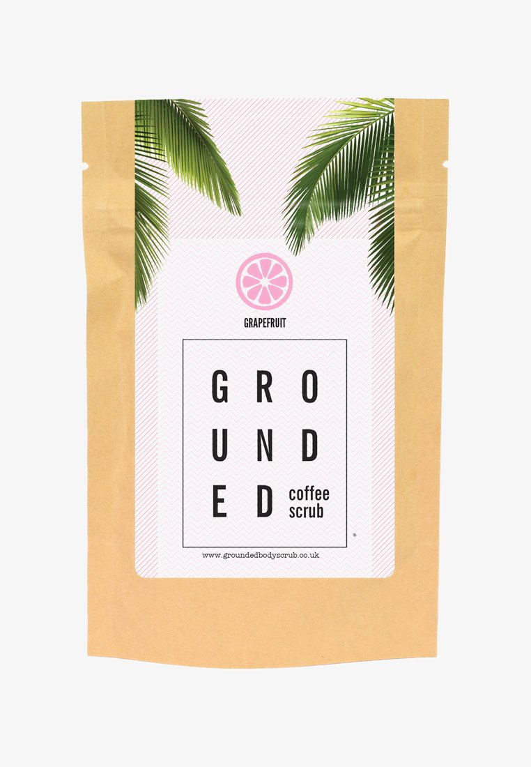Grounded - BODY SCRUB 100G - Lichaamsscrub - grapefruit