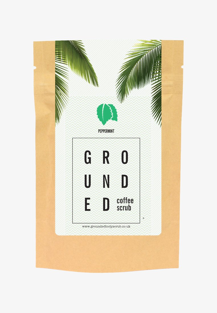Grounded - BODY SCRUB 100G - Gommage corps - peppermint