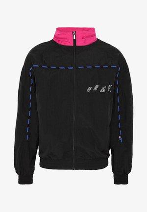 UNISEX URMAH DOJO TRACK JACKET - Sportovní bunda - black